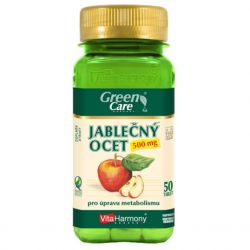 VitaHarmony Jablečný ocet 500 mg – 50 tablet