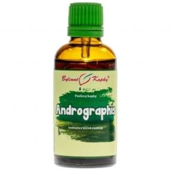 Bylinné kapky Andrographis - herbal drops 50 ml