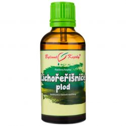 Bylinné kapky Nasturtium fruit - herbal drops 50 ml