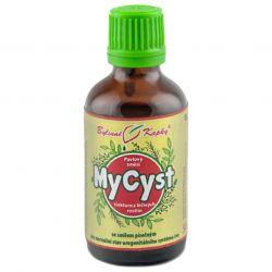 Bylinné kapky MyCyst - herbal drops 50 ml