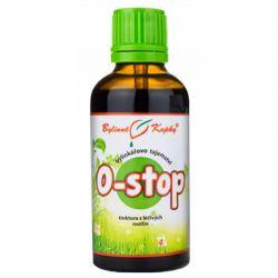 Bylinné kapky O-stop - herbal drops 50 ml
