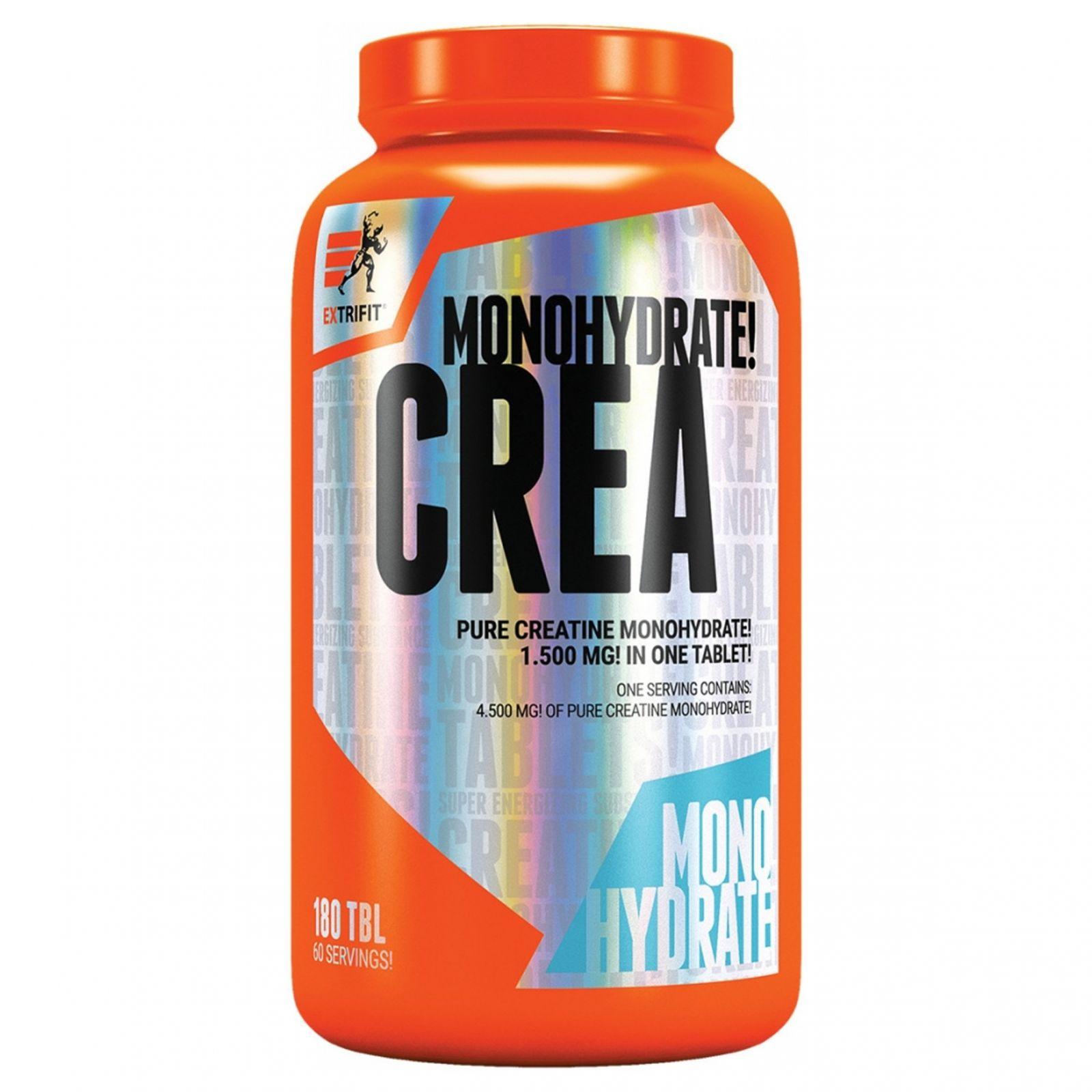 Extrifit Crea Creatine Monohydrate 180 tablet