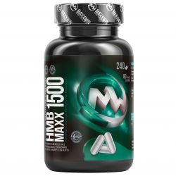 MAXXWIN HMB MAXX 1500 – 240 tablets