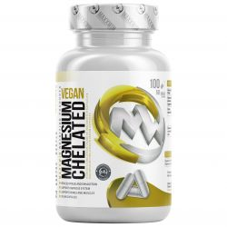 MaxxWin Magnesium Chelated VEGAN 100 capsules