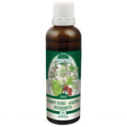 Naděje Blackcurrant-viburnum-rosemary 50 ml