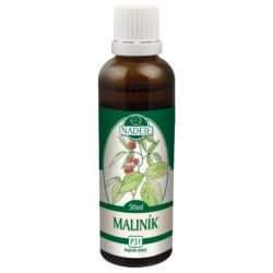 Naděje Raspberry - tincture of buds 50 ml
