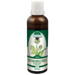 Naděje Milk thistle - tincture of buds 50 ml