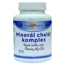Unios Pharma Mineral chelate complex of 90 tablets