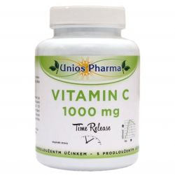 Unios Pharma Vitamin C 1000 mg Time released 100 tablets