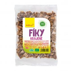 Wolfberry BIO Figs sliced 100 g