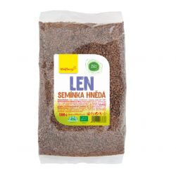 Wolfberry BIO Linseed Brown 500 g