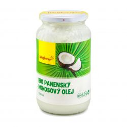 Wolfberry BIO Virgin coconut oil 1000 ml