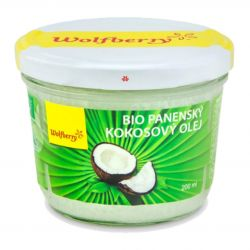 Wolfberry BIO Virgin coconut oil 200 m