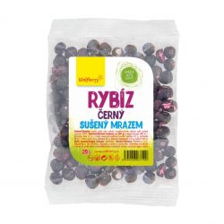 Wolfberry Black currant - lyophilized fruit - freeze-dried 20 g