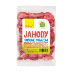 Wolfberry Strawberries - lyophilized fruit - freeze-dried 20 g