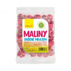 Wolfberry Raspberry - lyophilized fruit - freeze-dried 20 g