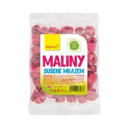 Wolfberry Maliny - lyofilizované ovoce - sušené mrazem 20 g