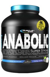 Muscle Sport Anabolic Super Strong 1135 g ─ flavor strawberry (exp.: 22/11/2021)