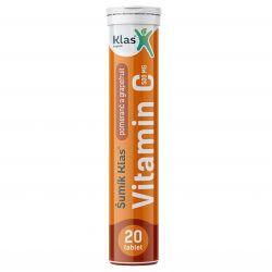 Klas Šumík Vitamin C 500 mg 20 tablet