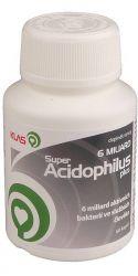 Klas Super Acidophilus plus 6 miliard 60 capsules