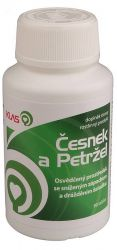 Klas Česnek a Petržel 90 tablets