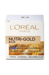 L'Oréal Paris Nutri─Gold SILK Extra Nourishing Night Cream 50 ml