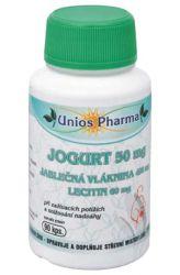 Unios Pharma YOGHURT + apple fiber 90 capsules