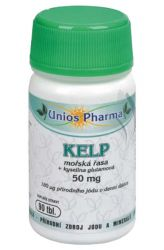 Unios Pharma KELP 30 mg mořská řasa - 90 tablet