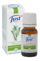 JUST Tea Tree Essential Oil 10 ml