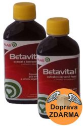SET 2x Klas Betavital 200 ml + FREE Shipping