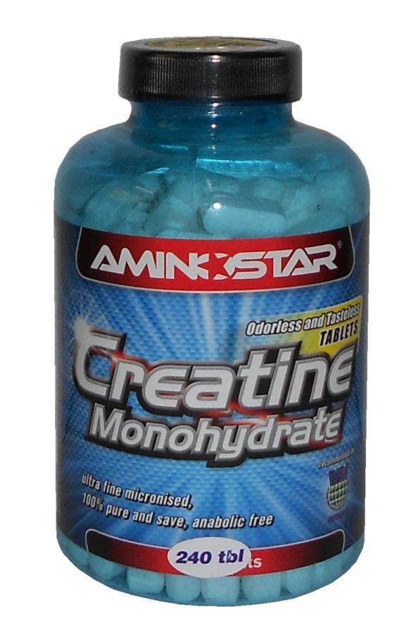 Aminostar Creatine Monohydrate 240 tablet