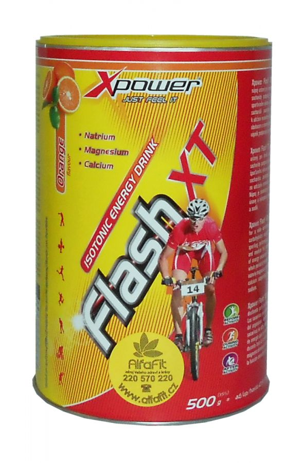 Aminostar Xpower FLASH XT 500 g