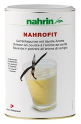 nahrin NahroFit with vanilla flavor 470 g