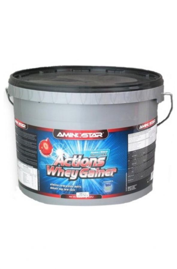 Aminostar Actions Whey Gainer 7000 g