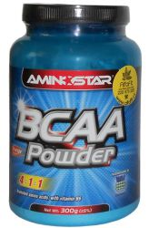 Aminostar BCAA Powder 300 g ─ flavor orange