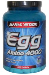 Aminostar Egg Amino 4000 – 325 tablets