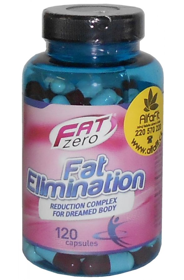 Aminostar Fat Elimination 120 kapslí