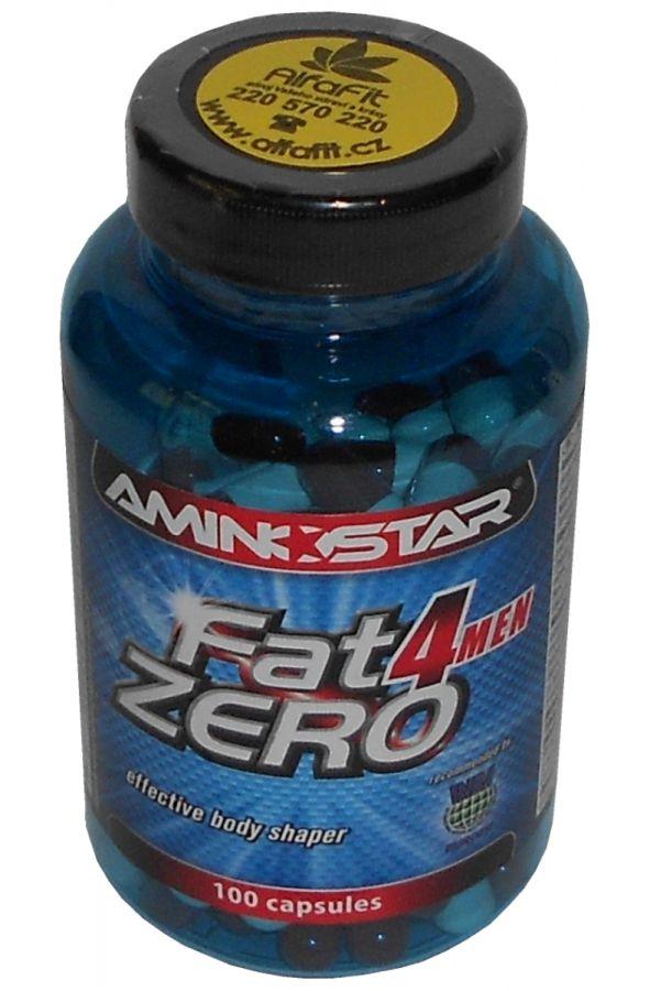 Aminostar Fat Zero 4 Men 100 kapslí