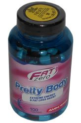 Aminostar FatZero Pretty Body 100 capsules