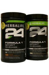SET 2x Herbalife H24 Formula 1 Sport 780 g