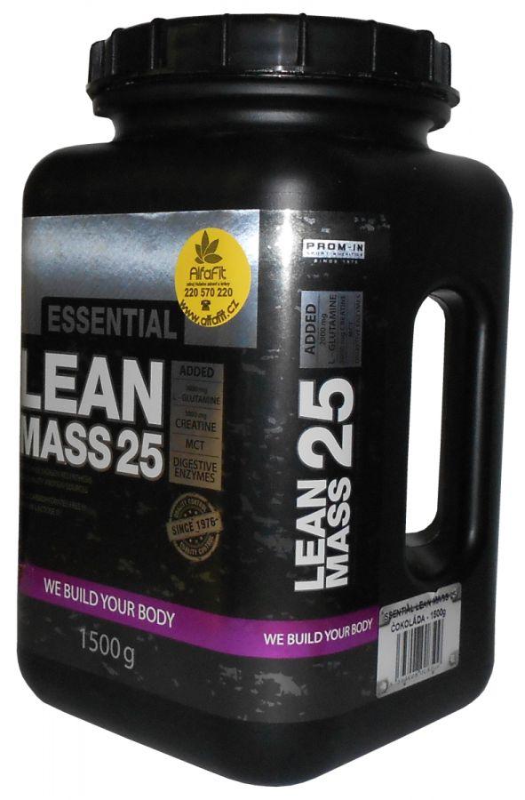 PROM-IN Essential Lean Mass Gainer 25 - 1500 g