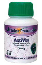 Unios Pharma ActiVin 50 mg ─ 60 capsules
