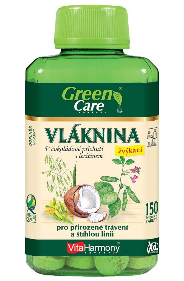 VitaHarmony Vláknina s lecitinem 150 žvýkacích tablet