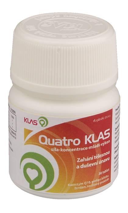 Klas Quatro Klas 30 tablets
