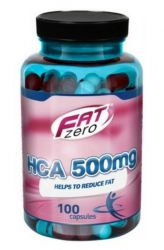 Aminostar Fat Zero HCA 500 mg 100 capsules