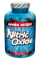 Aminostar Nitric Oxide 220 capsules