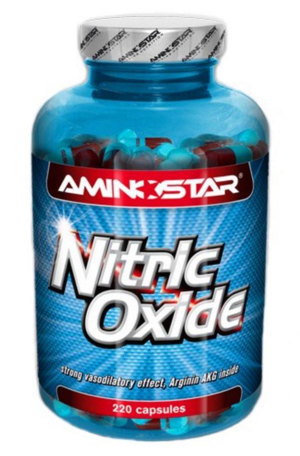 Aminostar Nitric Oxide 220 kapslí