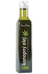 CannaVita BIO hempseed oil, cold pressed 250 ml