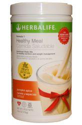 Herbalife Formula 1 ─ Healthy Meal Cocktail ─ flavor Pumpkin & Cinnamon