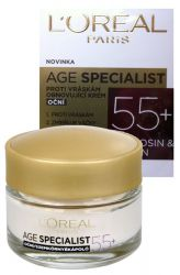 L'Oréal Paris Age Specialist 55+ Eye Anti-Wrinkle Cream 15 ml